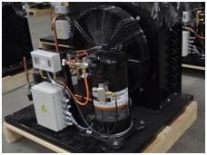 Šaldymo įranga parduotuvei Šaldymo agregatas Bitzer