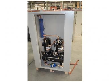 Šaldymo agregatas korpuse RCASE